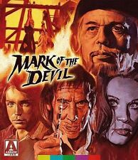 Mark of the Devil (Blu-ray/DVD, 2015, 2-Disc Set)