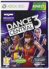 Jeu XBOX 360 Kinect • Neuf Blister PAL version Française ☼ DANCE CENTRAL 3