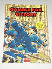 BATTLE OF GETTYSBURG GAMBLE FOR VICTORY GRAPHIC NOVEL 9781846030512