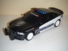 Custom 1:24 RC Car Body Police DODGE CHARGER Fits Xmods Mini Z