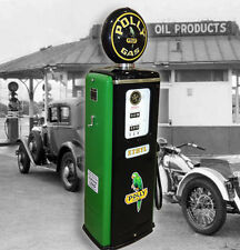 POLLY GAS  MODEL 39 TOKHEIM FULL SIZE GAS PUMP-Vintage Recreation
