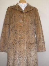 @ MISS SIXTY VELVET COAT  size L  UNIQUE ULTRA HOT MUST HAVE