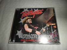 Ted Nugent - Motor City Mayhem (Live Recording, CD 2012) NEW SEALED 6000 concert