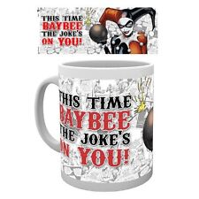 TASSE - BATMAN - HARLEY QUINN - LE BLAGUE`S SUR YOU CHOPE