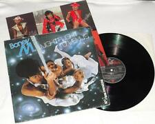 BONEY M. Nightflight To Venus LP Vinyl Germany 1978 Long Version Postcards * RAR