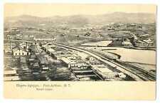 Russian Imperial Town View Port - Arthur New Town PC 1904