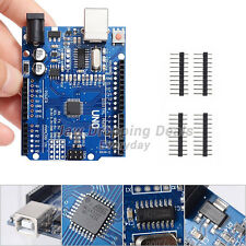 Arduino Uno R3 Compatible Development Board ATmega328P Without USB cable #1C1