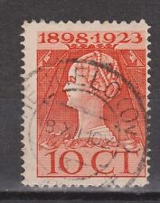 NVPH Netherlands Nederland nr 124 used TOP CANCEL HENGELO (OV) 1923 Wilhelmina