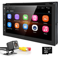 7'' Smart Android 5.1 WiFi Universal 2DIN Car Radio Stereo DVD Player GPS+Camera
