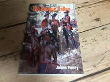 The Savage Valley By James Penny-Scottish Highlanders 1796 Black Watch-paperback