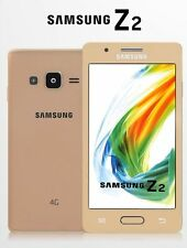 BRAND NEW SAMSUNG Z2 Tizen GOLD *4G LTE* 8GB  UNLOCK SMART PHONE 1.5GHz 5MP LED