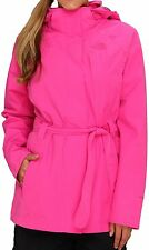 The North Face Women's K Jacket Rain Raincoat Linaria Pink Medium M New $190