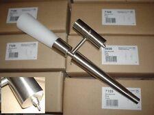 NEUHAUS DESIGN 7109 Fackel-Wandleuchte FIRE Platin 1x E14 max. 60W