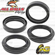 All Balls Fork Oil & Dust Seals Kit For Yamaha YZ 125 1984 84 Motocross Enduro