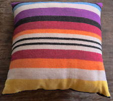 Missoni Home Striped Wool Blend Pillow
