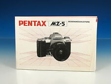 PENTAX MZ-5 Bedienungsanleitung german manual - (101264)