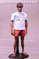 1/6 Scale Real Fiction Winnfield Sandle Shoes & Shorts Outfit Cult King
