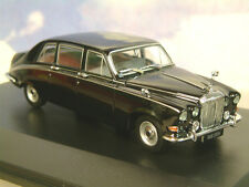 EXCELLENT OXFORD DIECAST 1/43 DAIMLER DS420 DS 420 LIMOUSINE IN BLACK DS006