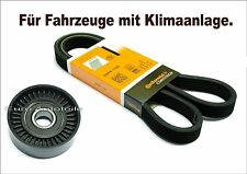 Keilrippenriemen+Spannrolle FORD GALAXY (WGR) 1.9 TDI