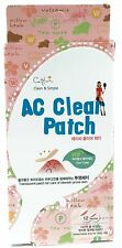 Cettua Clean & Simple AC Clear 3 Free 48 Patches Tea tree oil Willow Herb