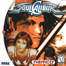 Soul Calibur - Dreamcast Game