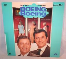 Laserdisc [v] * Boeing, Boeing * Tony Curtis Jerry Lewis Dany Saval Very Rare