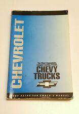 1996 CHEVROLET SILVERADO C/K 1500 FLEETSIDE SPORTSIDE V8 5.7 5.0 V6 4.3L  4X4 2W