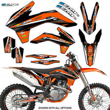 2002 KTM SX 125 250 380 400 520 GRAPHICS KIT DECO DECALS STICKERS MOTOCROSS