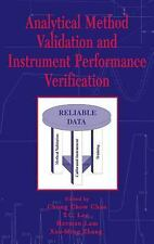 Analytical Method Validation and Instrument Performance Verification