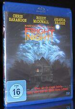 BLU-RAY FRIGHT NIGHT - Die rabenschwarze Nacht - Horror Vampir Kult *** NEU ***