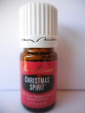 CHRISTMAS SPIRIT 5ML Young Living Essential Oil- Has: Orange, Cinnamon & Spruce