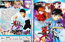Neon Genesis Evangelion Complete 1-26 End- Japanese Anime+ Movie (3DVD9) Box Set