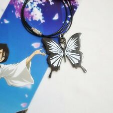 Bleach Butterfly Necklace