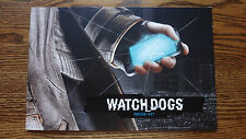 Watch Dogs Promotional Press Kit - Rare Watch_Dogs Promo Media Kit
