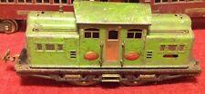 RARE Vintage Prewar Lionel Lines 318e Apple Green Engine Standard Gauge 30-40s