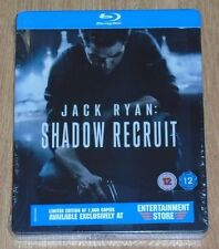 Shadow Recruit (blu-ray) Steelbook. NEW and SEALED (UK release)