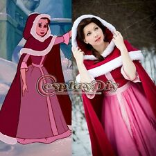 The Little Red Riding Hood Princess Dress costume Beauty and the Beast belle