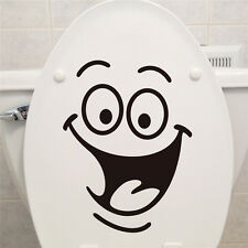 Vogue Viscous Good Big Mouth Toilet Sticker Washing Machine Wall Decorations