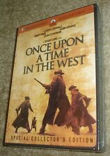 Once Upon a Time in the West (DVD,2003,2-Disc Set,Special Collectors Edition)NEW