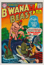 SHOWCASE #67 VF, B'Wana Beast, Silver Age Jungle, DC Comics 1967