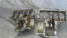 93 HONDA CB750 NIGHTHAWK CB 750 HM125B ENGINE CRANKCASE CASES