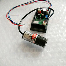 Industrilal 12VDC 650nm 100mw Red Laser Dot Module with TTL for Stage Light