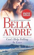 Can't Help Falling in Love-Bella Andre-2013 Sullivans novel-combined shipping