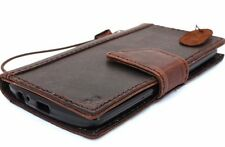 Genuine Full leather case for LG G3 id Window Credit Cards slots Magnetic Slim