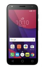 "Brand New Alcatel Pixi 4 5"" Smartphone Black Sim Free Bargain Price"