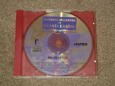 Ultimate Collector for BEANIE BABIES Unauthorized Guide (Software, Win. 95)