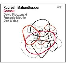 Rudresh mahanthappa-gamak CD JAZZ AVANTGARDE free NUOVO