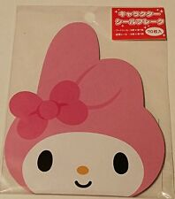 My Melody Sanrio Sticker Sack Flakes seals Japan Rare