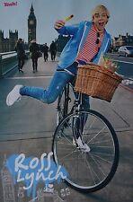 ROSS LYNCH - A3 Poster (ca. 42 x 28 cm) - R5 Clippings Fan Sammlung NEU