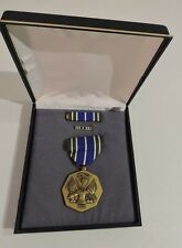 U.S. ARMY BRONZE MILITARY ACHIEVEMENT MEDAL WITH RIBBON AND PRESENTATION BOX